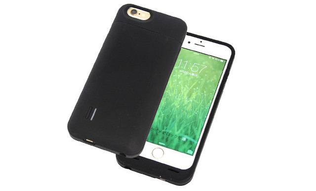 チーロ モバイルバッテリーcheero Power Case for iPhone6 3,000mAh