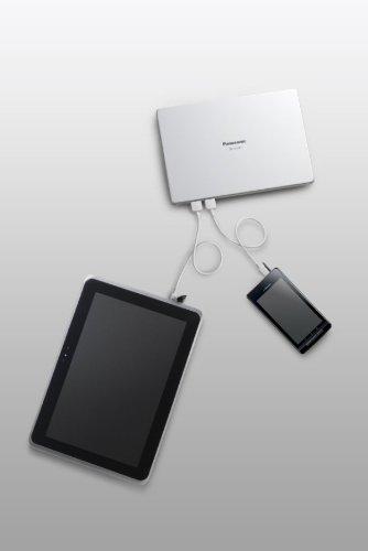 パナソニック モバイルバッテリー QE QL301 10,260mAh