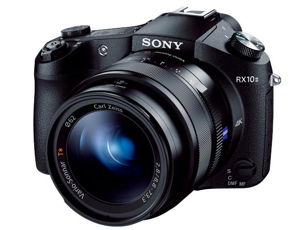 4K 60fps カメラ SONY Cyber shot RX10II DSC RX10M2