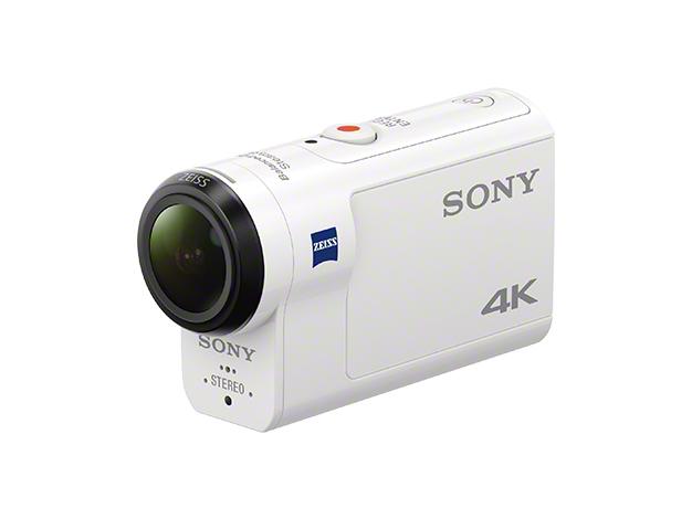4K 60fps カメラ SONY FDR X3000/X3000R