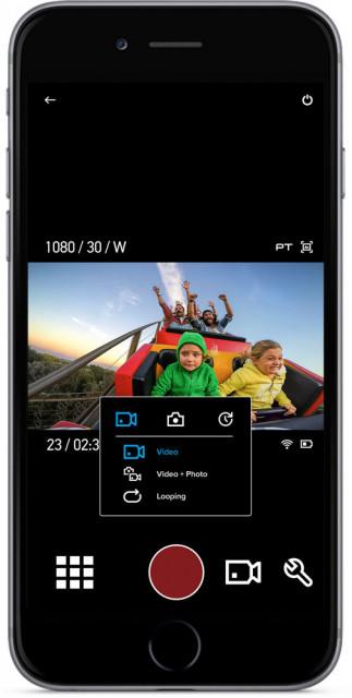 GoPro Hero5の特徴 写真や動画を自動アップロード