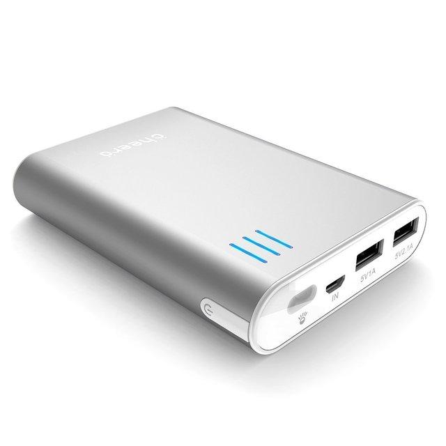 チーロ モバイルバッテリーcheero Power Plus 2 10,400mAh