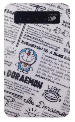 携帯 充電器のおすすめ gourmandise(グルマンディーズ) Im Doraemon IDR 06 4,000mAh
