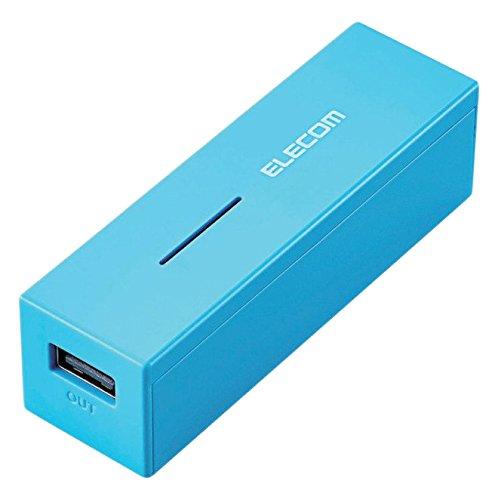 エレコム モバイルバッテリー DE M04L 3015 3,000mAh