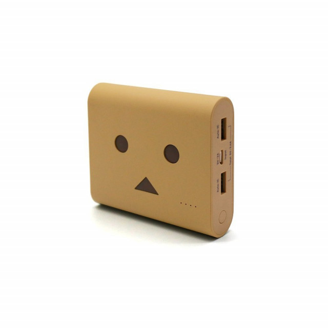 チーロ モバイルバッテリーcheero Power Plus 3 13,400mAh DANBOARD version