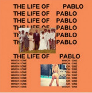 Kanye West「The Life of Pablo」