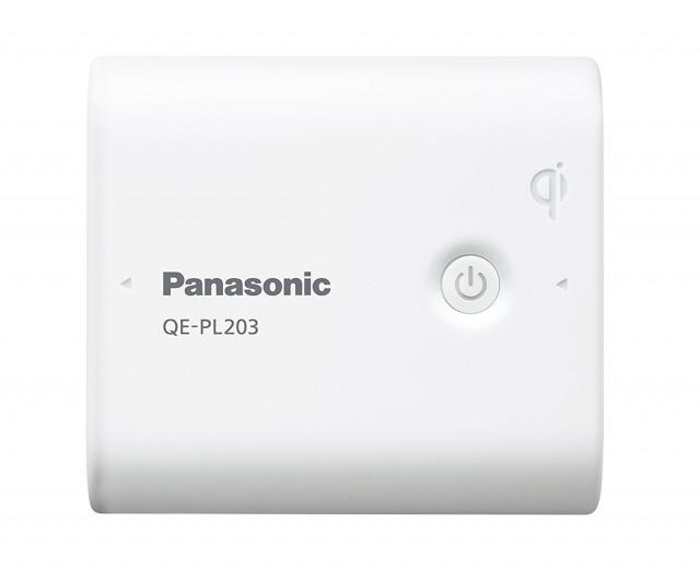 パナソニック モバイルバッテリー QE PL203 5,800mAh