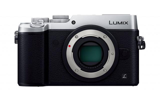 4K 60fps カメラ Panasonic LUMIX GX8