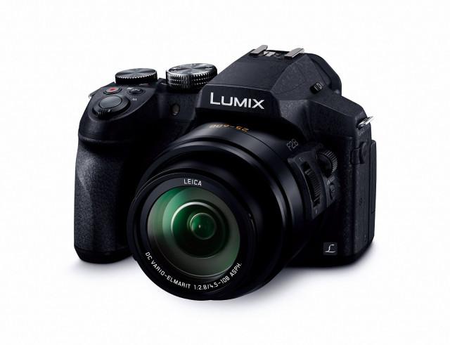4K 60fps カメラ Panasonic LUMIX FZ300