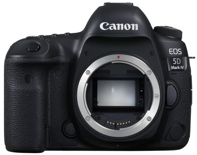 4K 60fps カメラ Canon EOS 5D Mark IV