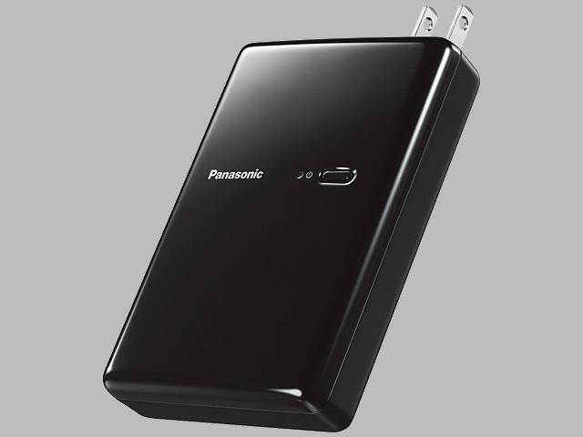 携帯 充電器のおすすめ Panasonic QE AL301 7,500mAh