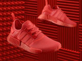 adidas Originals COLOR BOOST NMD NMD_R1 Solar Red