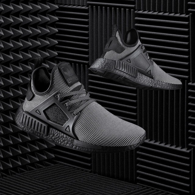 adidas Originals COLOR BOOST NMD 「NMD XR1 Core Black