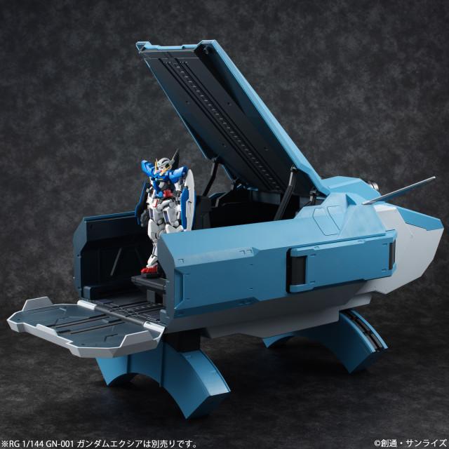 Realistic Model Series 1/144スケール HGシリーズ用 機動戦士ガンダム00 [ダブルオー]プトレマイオス コンテナ