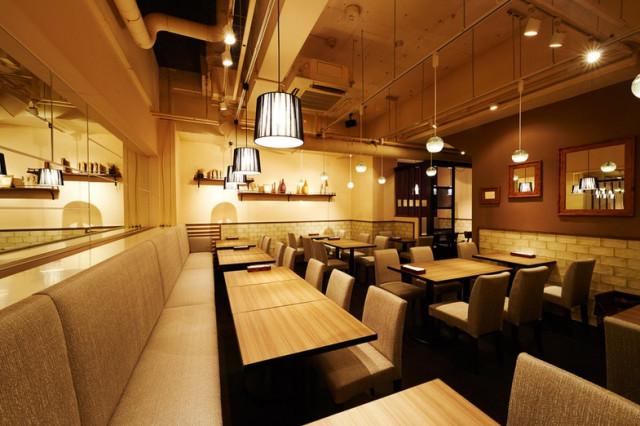 恵比寿カフェ 夜のおすすめ HEARTH(ハース)