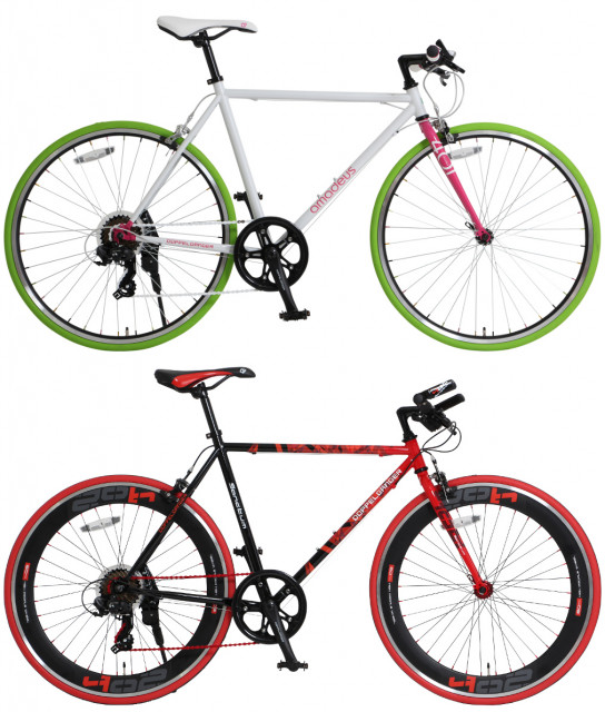 DOPPELGANGER(R)650Cクロスバイク