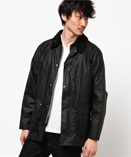 Barbour×EDIFICE