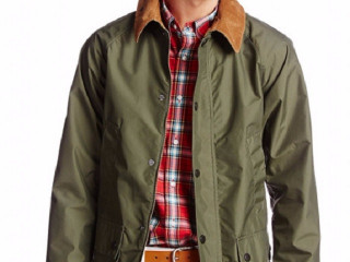 Barbour × BEAMS PLUS / 別注 ハイテクノロジー Bedale SL