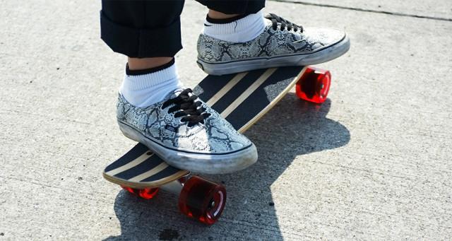 DUB STACK(ダブスタック) ミニクルージング スケートボード