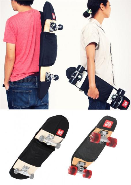DUB STACK(ダブスタック) スケートボード専用バッグ