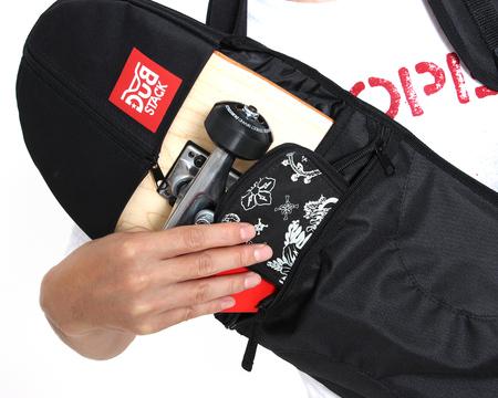DUB STACK(ダブスタック) スケートボード専用バッグ 工具入れ