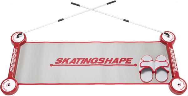 スライドボード スケーティングシュート