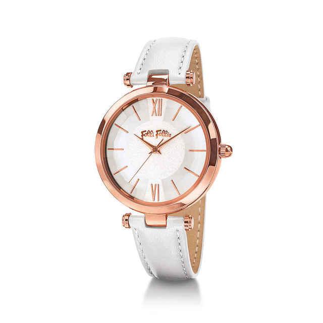 一年記念日のプレゼントで彼女に送りたいおすすめアイテム Folli Follie(フォリフォリ)の腕時計 LADY BUBBLE WATCH