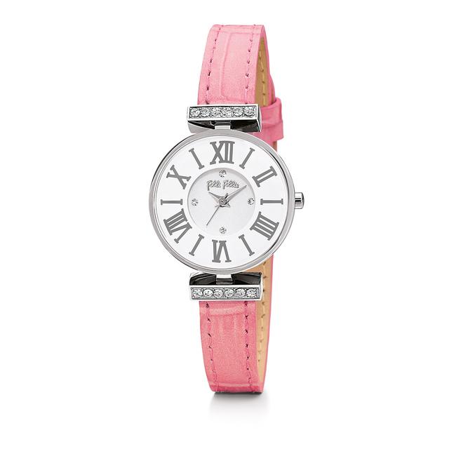 一年記念日のプレゼントで彼女に送りたいおすすめアイテム Folli Follie(フォリフォリ)の腕時計 MINI DYNASTY WATCH