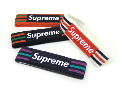 FILA × Supreme Head Band
