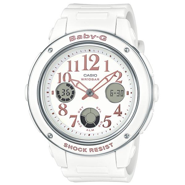 一年記念日のプレゼントで彼女に送りたいおすすめアイテム BABY G(ベイビージー)の腕時計