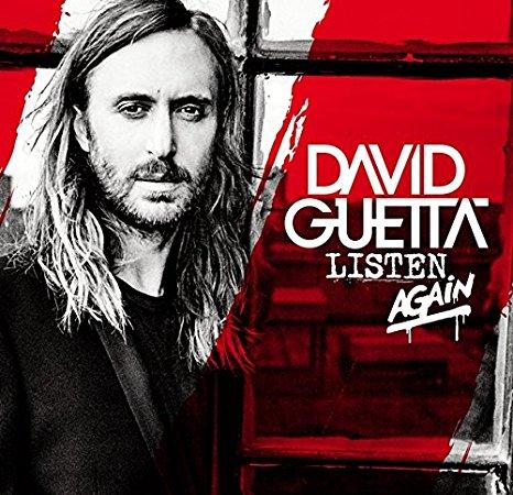安室奈美恵とフィーチャーした『What I Did For Love』が、デヴィッド・ゲッタのアルバム『Listen Again』日本盤に収録