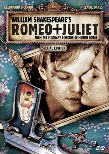 おすすめの泣ける洋画 9 『ロミオ+ジュリエット』