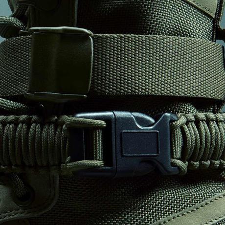 SF AF1 Olive strap 63579