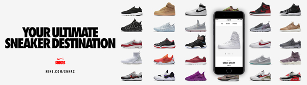 SNKRS images