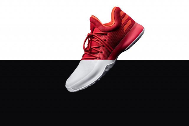 adidas×ジェームス・ハーデンのコラボ:Harden Vol. 1  HOME