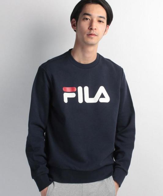 FILAのパーカー