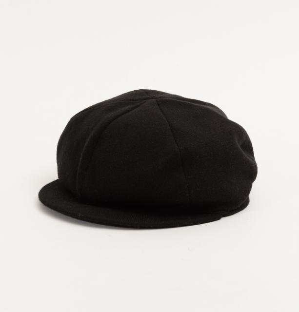 ハンチングのメンズファッション おすすめブランド:Son of the Cheese(サノバチーズ) RED CAP(BLACK)