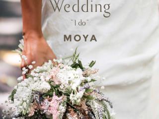 "MOYAウェディング・フォト・ブック『Hawaii Rustic Wedding ""I do""』 表紙"