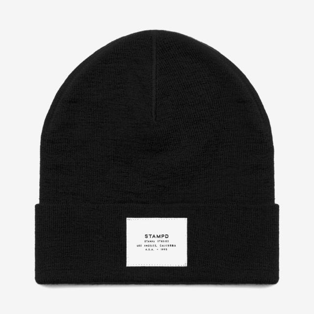 メンズファッション 冬のストリート系ニットキャップ / STAMPDのWATCH CAP