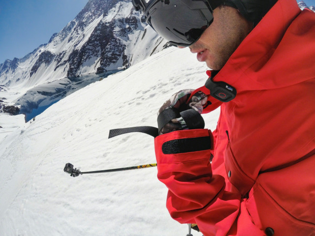 GoPro Remo操作イメージ