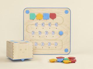 3歳からのプログラミング教育玩具キュベット