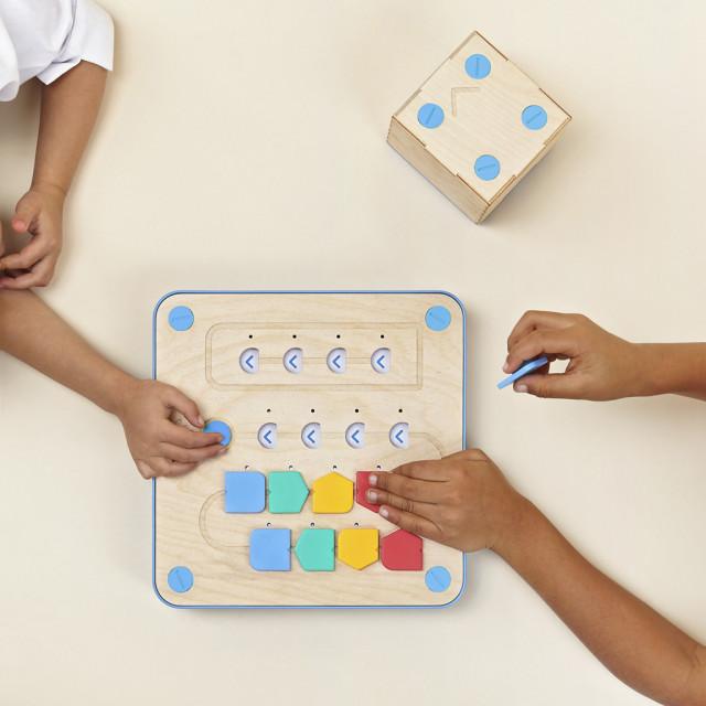 3歳児からおすすめの教育おもちゃキュベットの遊び方