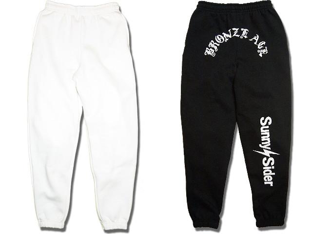 Sunny C Sider× BRONZE AGE 16SCS AW BRONZE AGE SWEAT PANTS(スウェットパンツ)