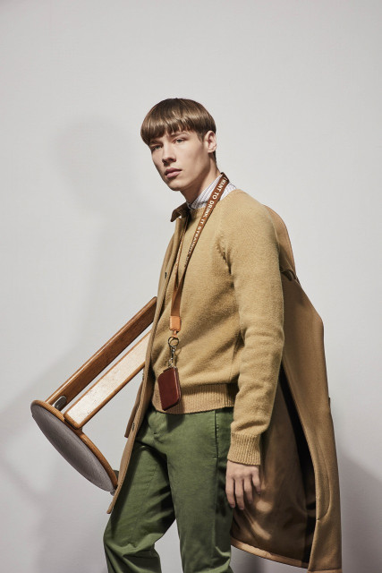 A.P.C. FALL/WINTER 2017 MENS COLLECTION