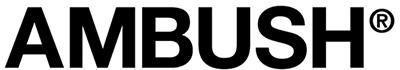 AMBUSH ロゴ