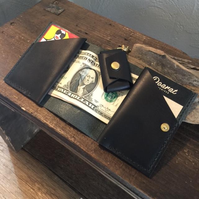 DOARAT MAN MADE WORKS(DMW)財布