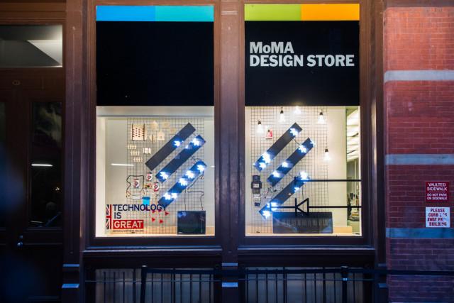 MoMAデザインミュージアムで展示されたキュベット