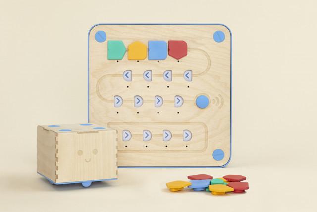 プログラミング学習おもちゃ、キュベットの遊び方とは