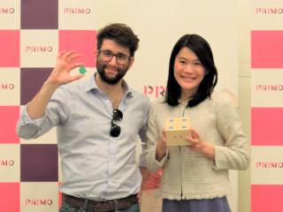フィリッポヤコブと石戸奈々子、キュベットのイベントに登壇