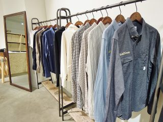 FINGER FOX AND SHIRTS 2017AW展示会
